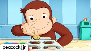 Washed Up 🐵Curious George 🐵Kids Cartoon 🐵Kids Movies 🐵Videos for Kids
