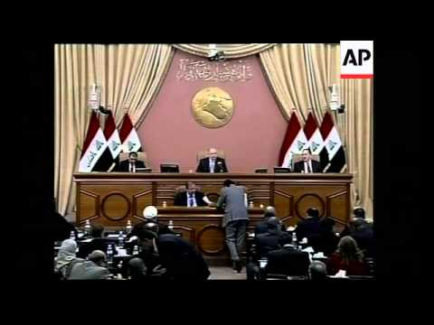 4:3 Sunni-backed lawmakers end boycott of parliament