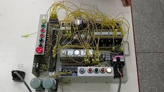 工業配線丙級檢定第五題-兩臺抽水機交替運轉控制