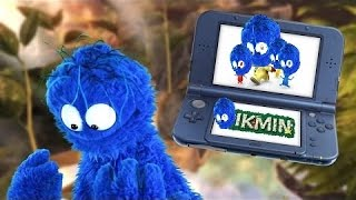 """Pikmin for the 3ds HURTS ME but every time Arlo says """"Pikmin"""" the video gets 1.1x faster"""