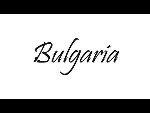 Bulgaria -come and discover (a short film by Nikolay Bogdev)