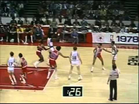 1978 NBA All-Star Game Highlights