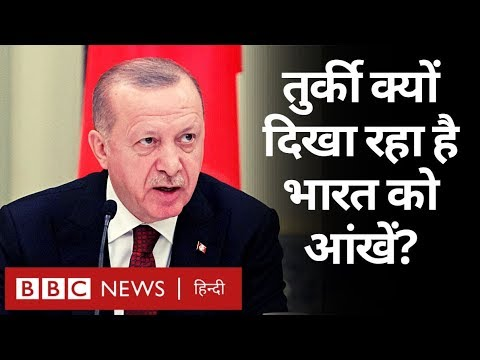 Turkey अब Pakistan का दोस्त और India का दुश्मन क्यों बनता जा रहा है? (BBC Hindi)