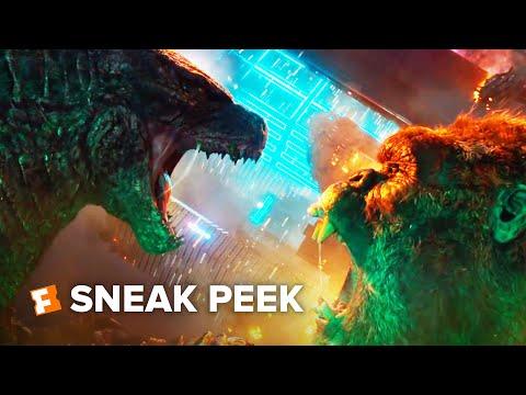 Godzilla vs. Kong Sneak Peek - Salvation (2021) | Movieclips Trailers