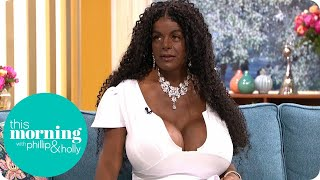"Martina Big: ""I Want the Biggest Boobs in the World"" 