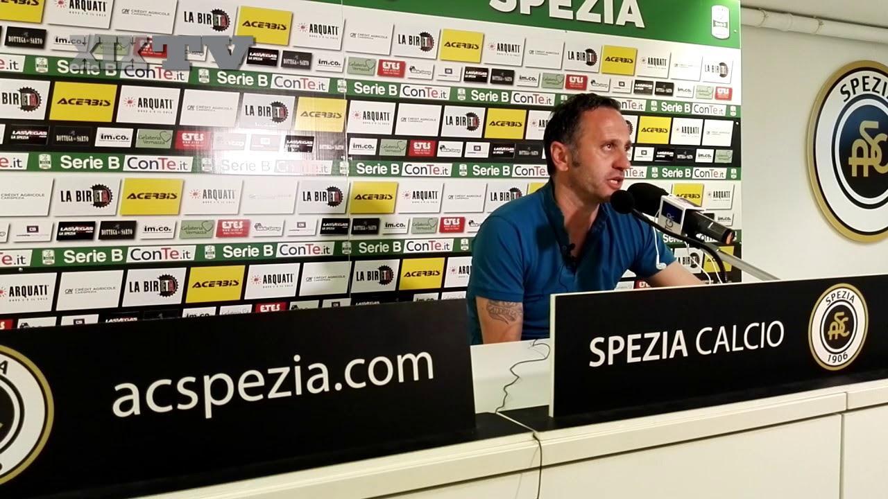 Pescara - Spezia, il pre partita - YouTube