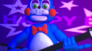 TOY BONNIE JUMPSCARE IN ROBLOX! (Fnaf2 in roblox nightmares in the pizzaria.