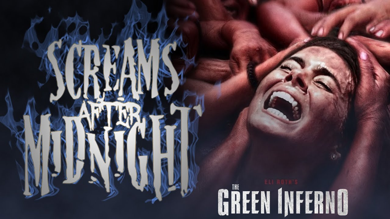 The Green Inferno 2015 Horror Movie Review Discussion