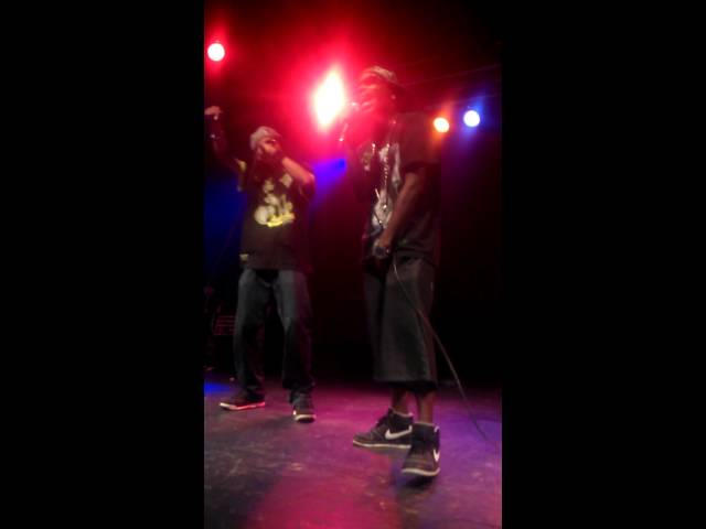 RUZEE RU LIVE IN DA 412 @ REX THEATER