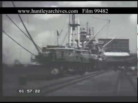 Durban South Africa, 1940s - Film 99482