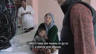 Heroin babies in Afghanistan
