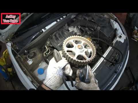 ✅ ✌🎥🛠👍#Лада #гранта 8 клапанная замена ремня #ГРМ #заменаводяногонасоса( #помпы )