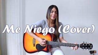 Reik - Me Niego ft. Ozuna, Wisin (COVER) MAFE GONZALEZ