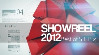 SHOWREEL 2012 | Best of S L P x Thumbnail