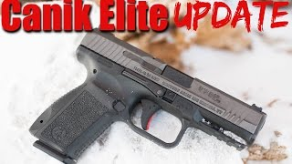 Canik TP9SF Elite Update Video: More Problems?