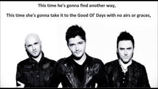 The Script - Broken Arrow (lyrics)