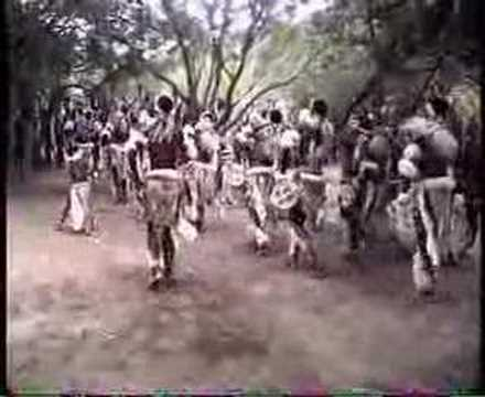 Zulu Dance (longer version)