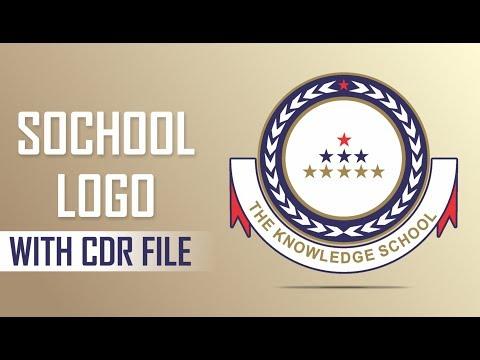 Coreldraw Tutorial | Amazing School - Logo Design - # 2 thumbnail