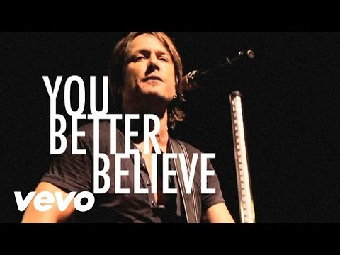 Keith Urban-You Gonna Fly:歌詞+翻譯