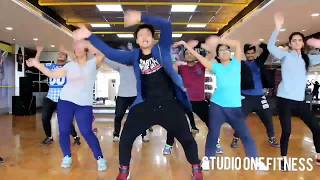 Inna - Sun Is Up - Studio One Fitness Official Choreography By ANSHU TIWARI