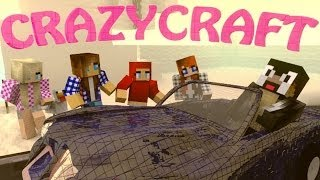 vuclip Minecraft | CrazyCraft - OreSpawn Modded Survival Ep 33 -