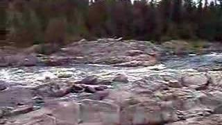 Missinaibi River - Big Beaver Rapids