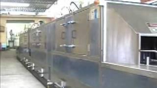 Lavadora Automática de Peças Industriais. Mod CT24