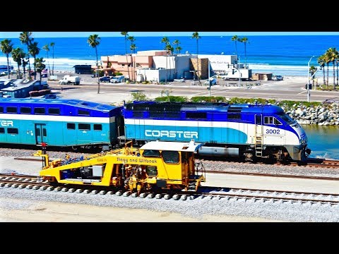 San Diego Track Work Projects: Train Talk Ep. 20