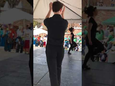 Irish Dancing to Ed Sheeran's Nancy Mulligan— Muggivan School of Irish Dance