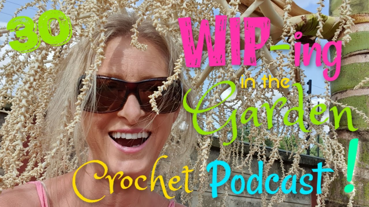 Download Hook Along and Chat Livestream 📆  Live Crochet Podcast 128 🌼 Quarantine Crochet Party 30