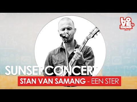 Sunset Concert: Stan van Samang - Een Ster (live bij Q)