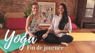 Yoga pour décompresser avec Cécile Doherty-Bigara