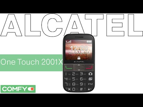 Alcatel OT-113 Video clips