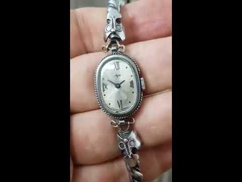 Vintage Ladies Watch Luch, Soviet Mechanical Watches