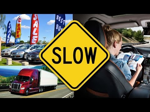 Slower Sales, Slower Semis, & Stuff About Self Driving - Autoline After Hours 345