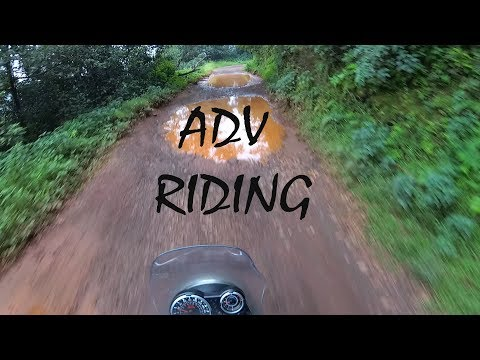 Adventure Riding in Bhadra forest!!! | Insane !!! | Royal Enfield Himalayan | Chickmagaluru