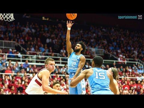 UNC Men's Basketball: Jalek Felton Drops the Hammer on Stanford