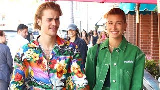 Justin Bieber And Possibly Pregnant Hailey Baldwin Can't Hide Their Smiles During Doctor's Visit