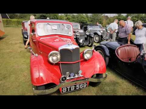 Friston (Nr Saxmundham, Suffolk) - Cars on The Green - 6th July 2017