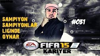 Türkiye Süper Lig Kariyeri | Fifa 15 | 31.Bölüm | Dortmund CL maci, Lig