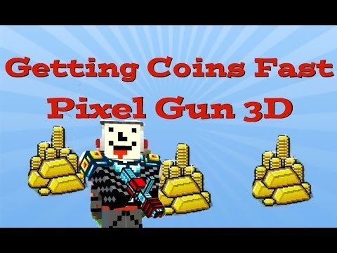 how to get free coins in pixel gun 3d 2018