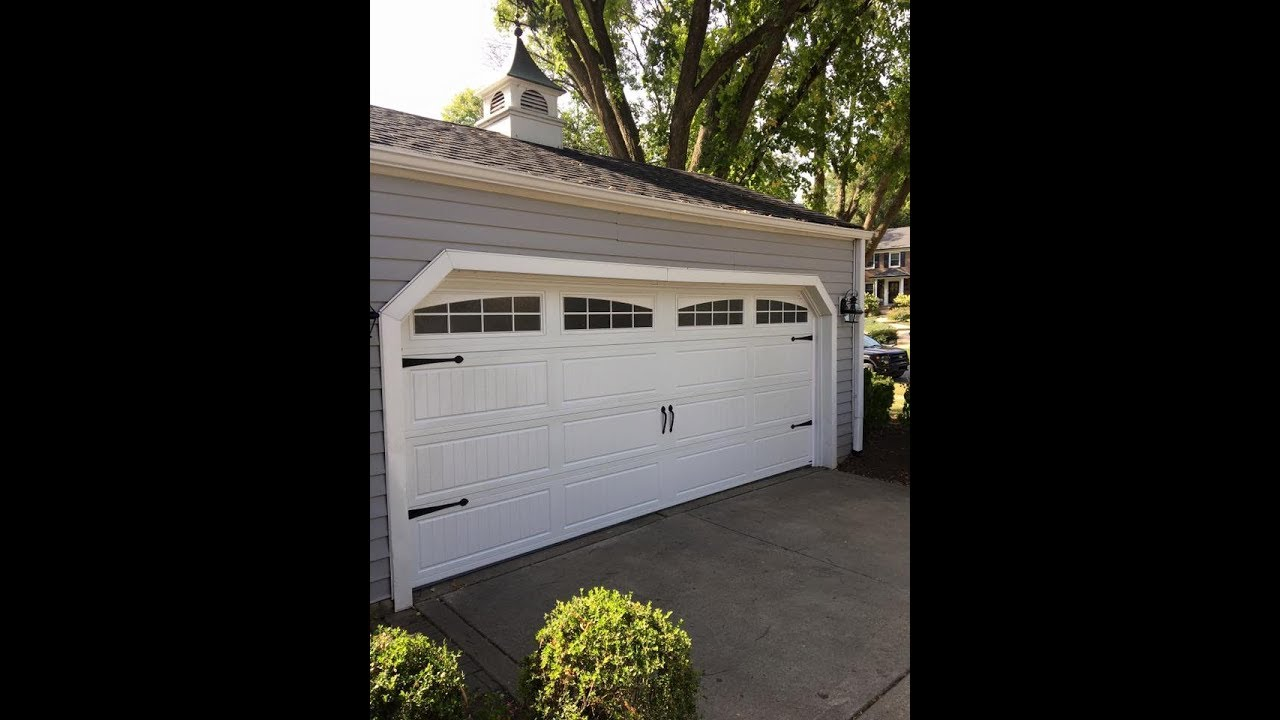 project the grain how appeal by garage wood cottage curb makeover paint doors to