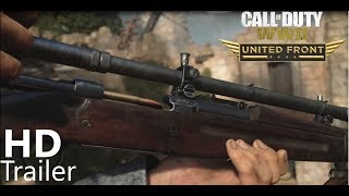 Call Of Duty  WWII Official United Front DLC 3 Trailer