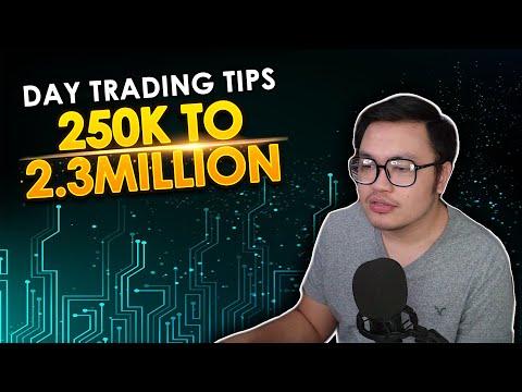 (5,000 Capital) Day Trading Tips | Buhay Stock Trader
