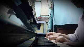 Pho vang em roi piano