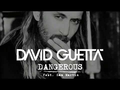 Dangerous David Guetta feat  Sam Martin  (Original Audio) (Schweizer Single Nr #1) (28.12.2014)