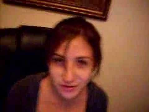 allyssa crying