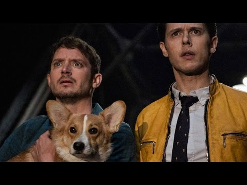 Dirk Gently Producers Promise Time Travel and More  NYCC 2016