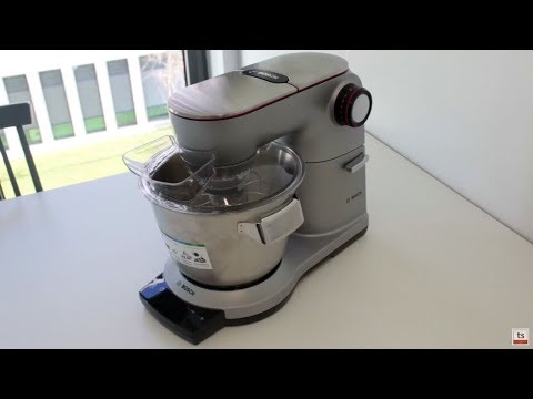 Bosch Optimum Mum9dt5s41 Kuchenmaschine Test Youtube