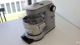 Bosch OptiMUM MUM9DT5S41 Küchenmaschine | Test